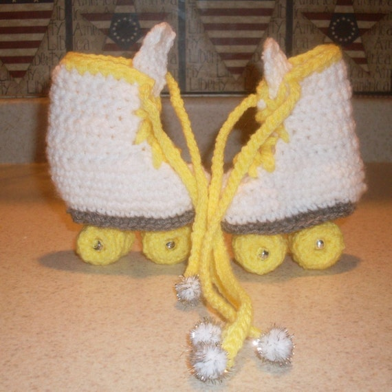 Olivia Grace Nolan Collection Roller  Derby Skate Booties in team colors