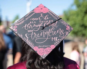 Nursing Graduation Cap Etsy