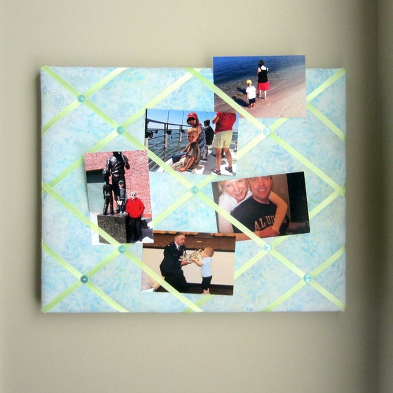 16x20 Memory Board Bow Holder Ribbon Board Etsy