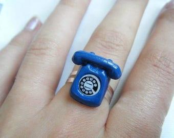 Ring my little phone blue ♥ ♥