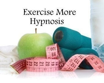 Exercise More Hypnosis mp3 Download. Get Motivated to Exercise Quickly and Easily with Hypnosis