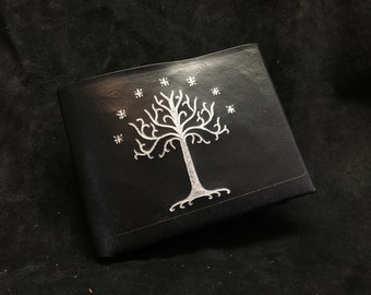 Old Stock - Leather LOTR Wallet