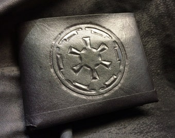 Leather Empire Star Wars Wallet