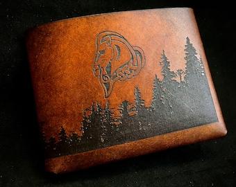 Leather skyrim Whiterun wallet