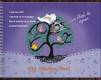 Birds Stickerbook for GoodNotes App