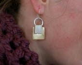 Industrial Chic Earrings