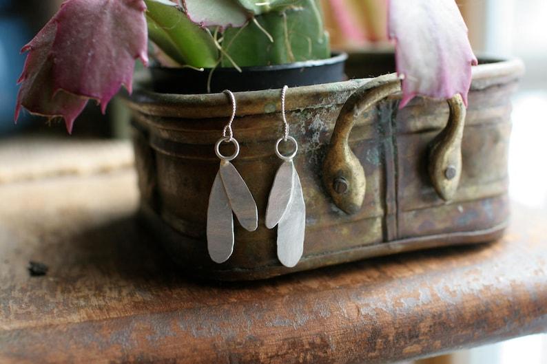 Double Samara Earrings image 0