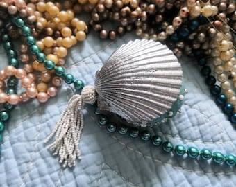 The Mermaid's Treasure Pin Cushion