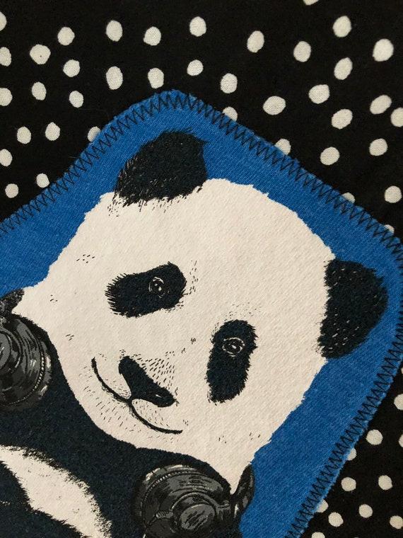 Panda Body Bags Cool Art