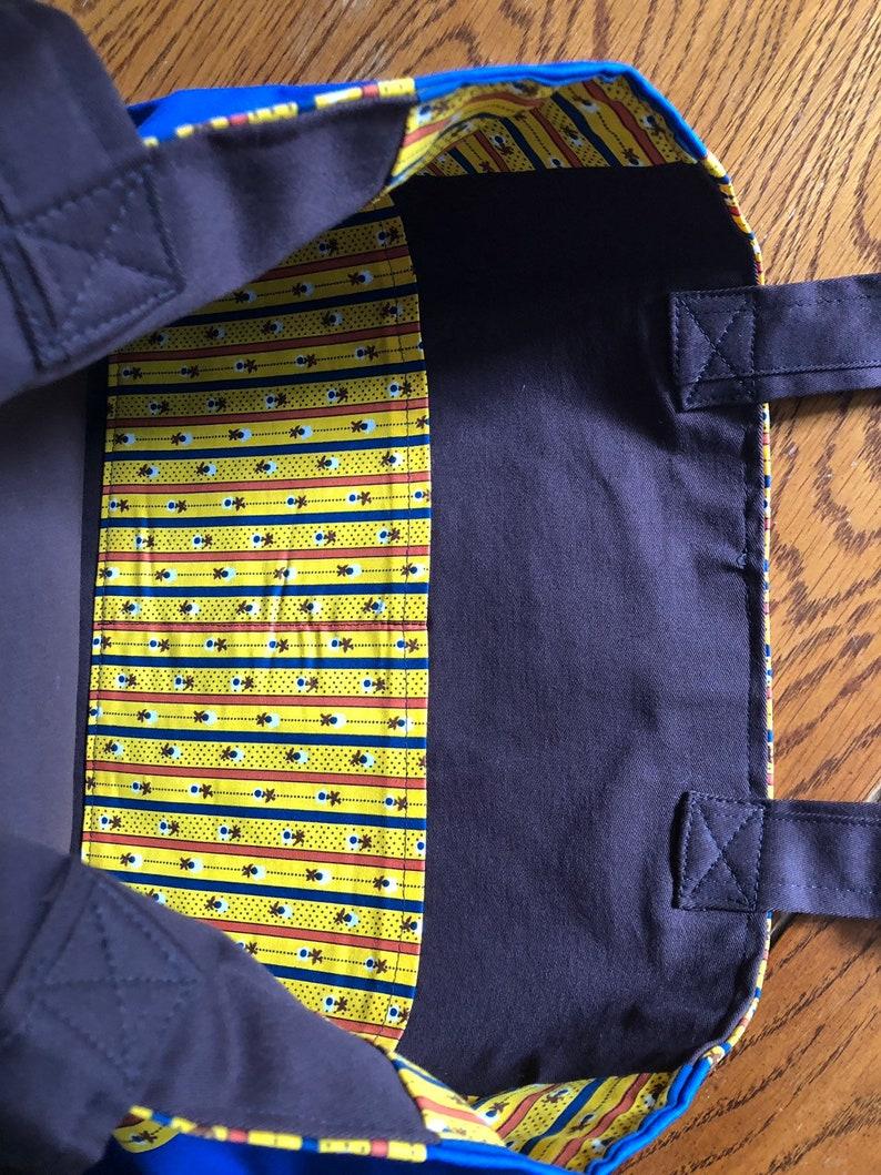 Zelda Link Indiana Jones mash up tshirt market bag