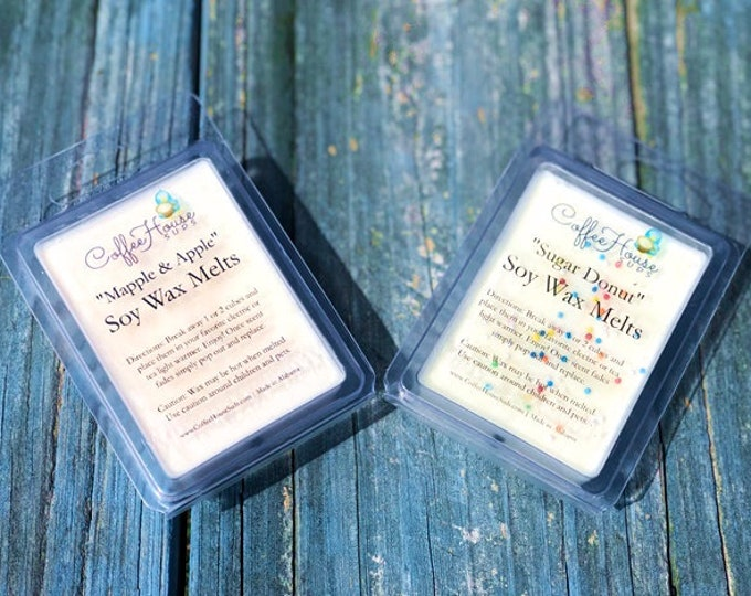 Saturday Morning - Soy Wax Melts