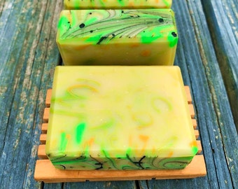 Pineapple Sage Handmade Soap