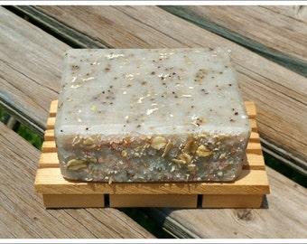 Kitchen Sink Handmade Soap | Odor Stopper | Removes Dirt, Grime, Paint