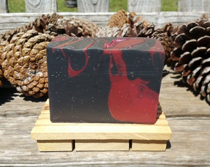 Dragon's Blood Handmade Soap