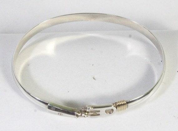 Caribbean Bracelet Company Sterling Silver Bangle