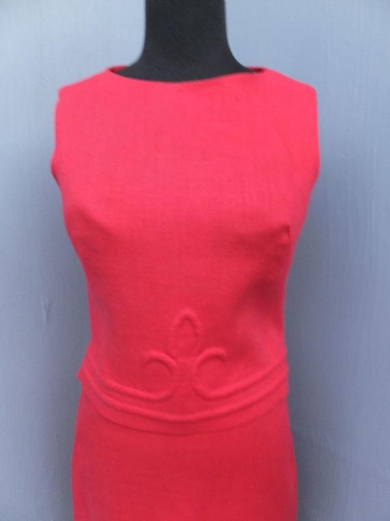 CLASSIC 1960s Suit,  I. Magnin, Linen Suit, Summe… - image 2