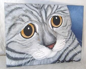 6x8 Custom Pet Portrait