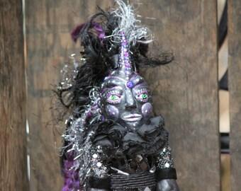 Art Doll, Black Unicornman