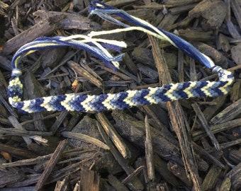 stylish woven bracelet