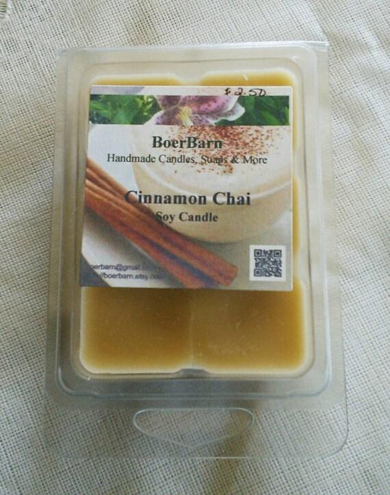 Cinnamon Chai Soy Clamshell Tart