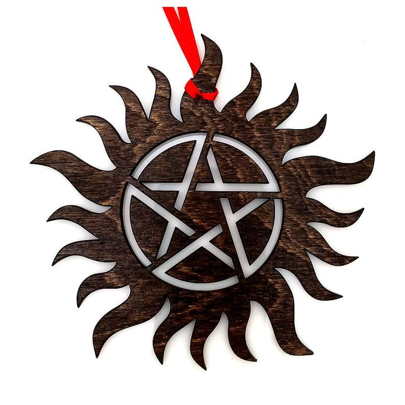 Anti-possession Symbol Ornament