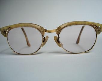 ffb091fb5f Vintage Eyeglasses 1950s Eyewear Midcentury Glasses Retro Eyeglasses Nusir  Bouquet Vintage Frames Collectable Eyeglasses womens Frames