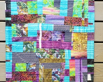 """Original Multicolored Art Decor 