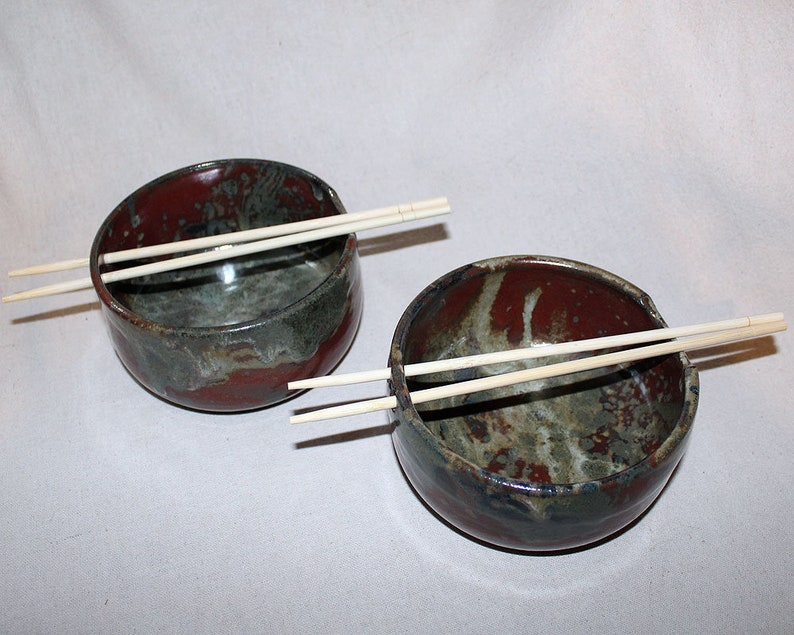 Set of Two Rice Bowls