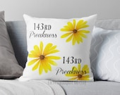 Preakness Pillow, 143, 20...