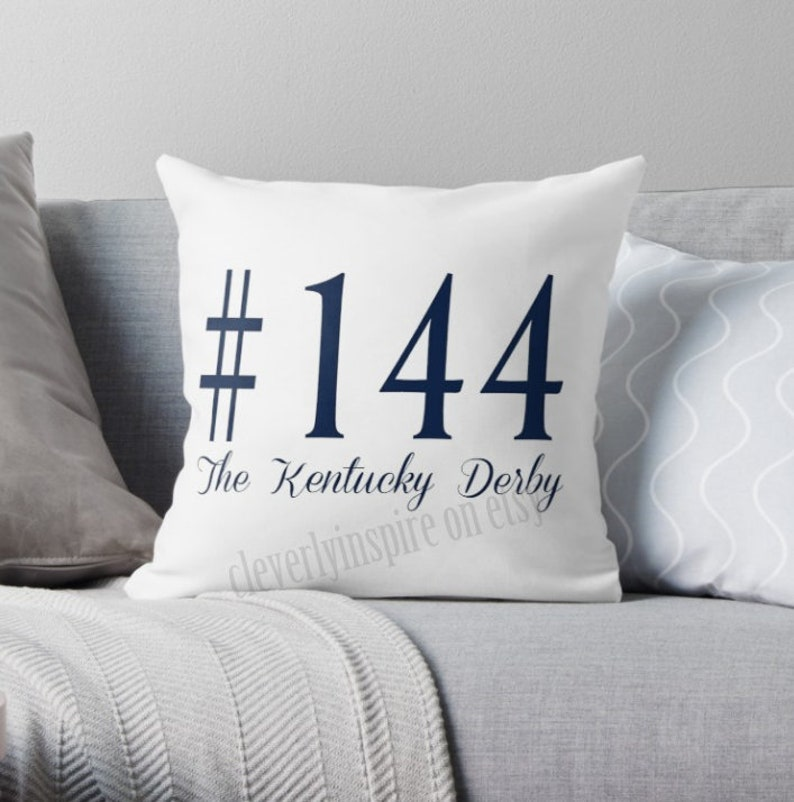 Pillow Derby 144 2018 Run for Roses Kentucky Derby image 0