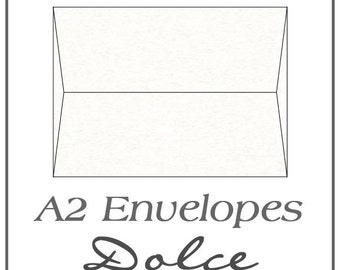 A2 Envelopes - Dolce