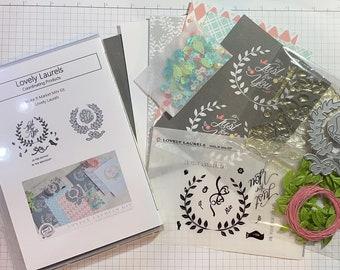 Papertrey Ink Make It Market Mini Kit: Lovely Laurels