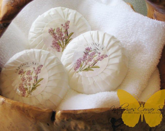 Lavender Soap Boxed Set