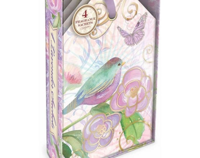 Lavender  Sachets Boxed Set