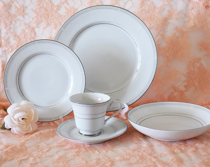 Fine China Japan Trousseau 2819 Pattern  Replacements Dinnerware