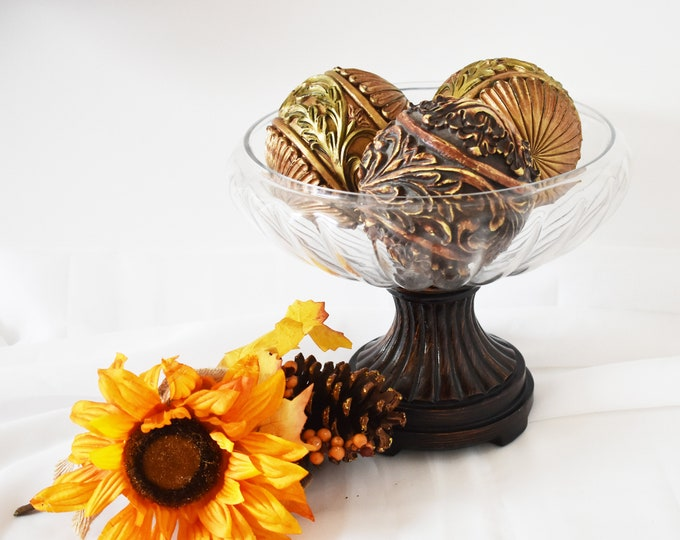 Autumn Home Decor Decorative Balls
