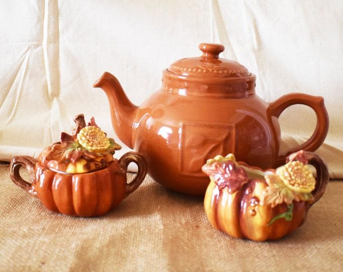 Sorrento Stoneware Teapot