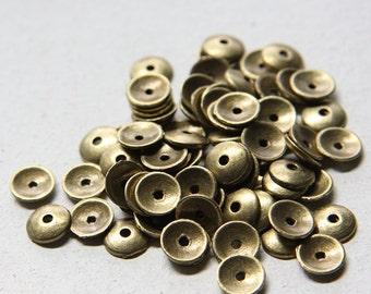 30pcs Antique Copper Tone Base Metal Charms-Spoon 24x6mm 974Y-L-149
