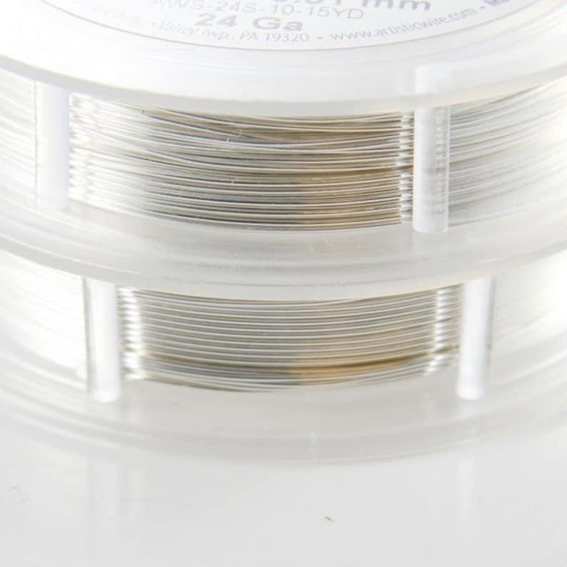 Artistic Wire 22 Gauge Lead//Nickel Safe-Antique Brass 15Yards