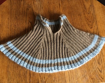 Hand Knit Neck Warmer  - RESERVED
