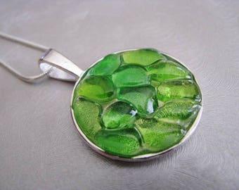 c15cc6e2b Kelly Green Necklace - Sea Glass Jewelry - Sea Glass Necklace - Beach Glass  Jewelry- Ocean Jewelry Gifts of the Sea - Genuine Pure Sea Glass