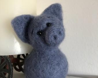 Little Blue Piggy
