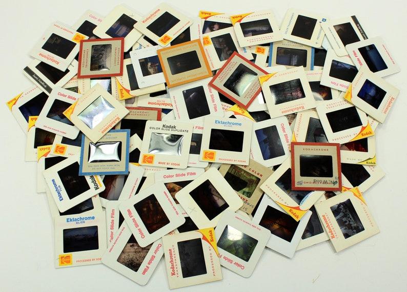 Lot of 100 Random Vintage Kodak Found Photos Family Snapshots 1970/'s 1980/'s