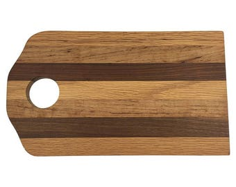 Bowlman Wood Cutting Board