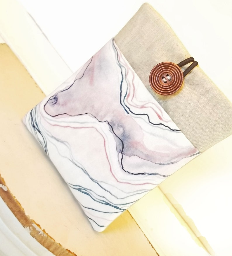Linen and Marble Ipad Sleeve ipad Tablet Accessories Ipad Case Only
