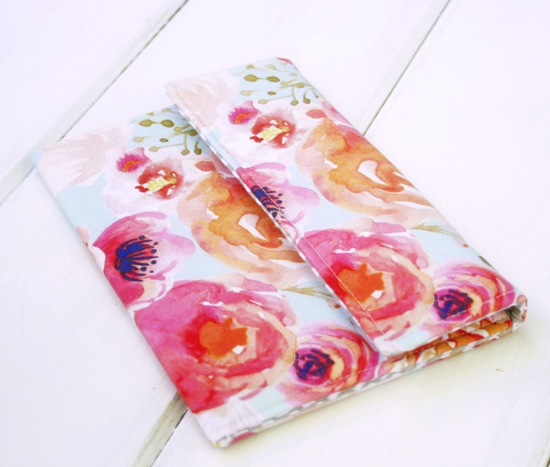 Watercolor Spring Flower Kindle Paperwhite Case Kindle Oasis image 0