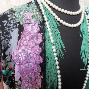 Gatsby ONE of a Kind New Year New Deal 25/% OFF TOP Drop Waist 1920s Look Whimsical Romantic