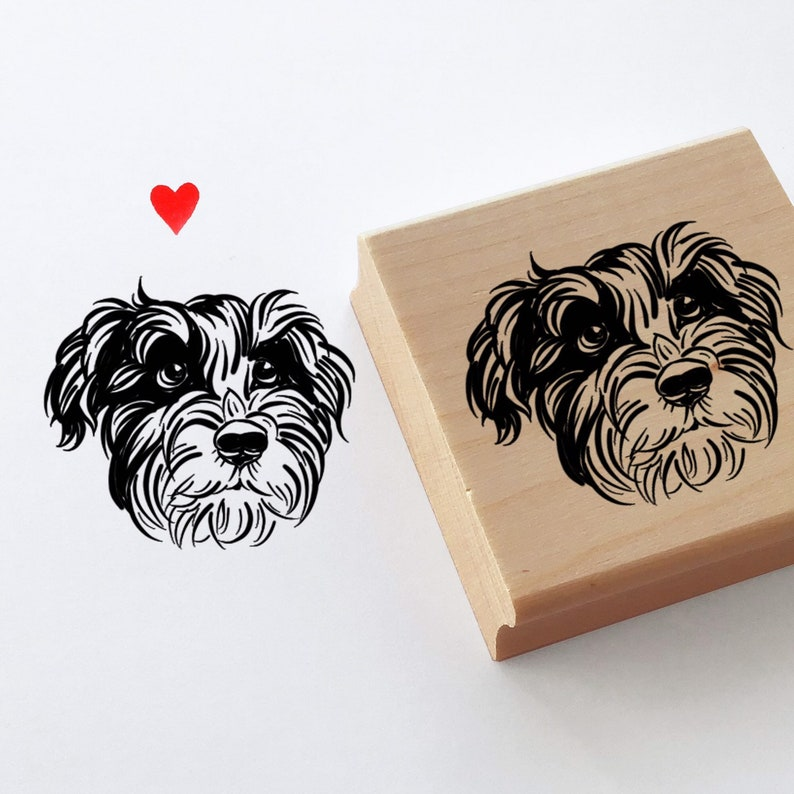 Personalized pet portrait for birthday gift image 0