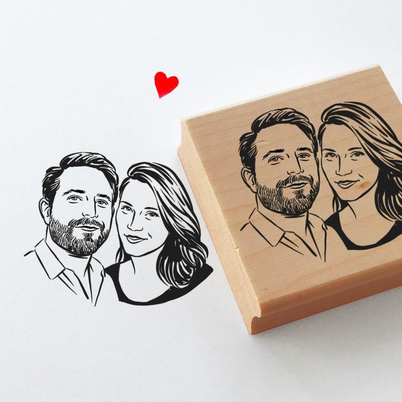 Hochzeitslogo personalisiert