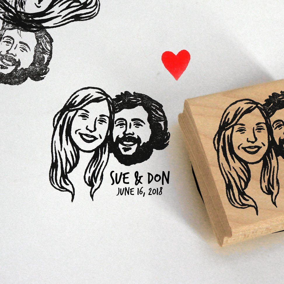 Wedding Date Gift: Save The Date Valentine's Gift Wedding Favors Custom